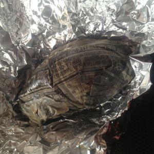 焼き芋の焼き方