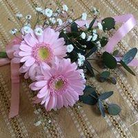 生花 コサージュの作り方