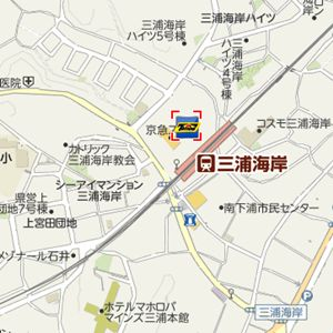 三浦海岸河津桜 駐車場
