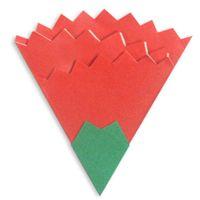 カーネの折り紙