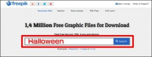 Halloweenと検索