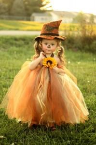ハロウィンの衣装