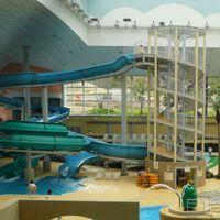 モリコロパークのプール