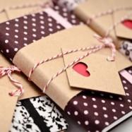 友チョコに最適!海外の板チョコラッピングがバレンタインに使える