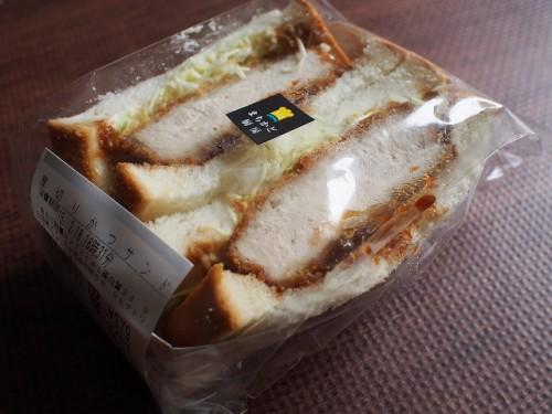 ローソンの手作りサンドイッチ