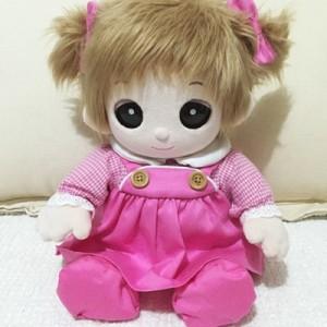 ネルルちゃんは、お喋り大好きなお人形だよ♪