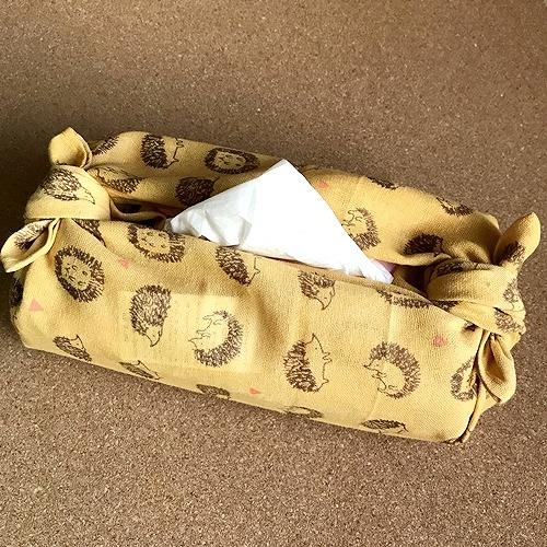 カバー ティッシュ 布 作り方 ボックス ボックスティッシュケースの作り方5選!縫わずに作れる方法も紹介
